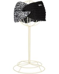 Calvin Klein Colorblock Headscarf - Lyst
