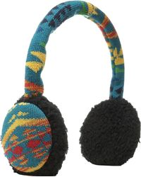 Pendleton | Knit Ear Muffs | Lyst