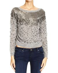 Patrizia Pepe Sweater Woman - Lyst