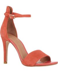 Joie Ankle-strap Jaclyn Sandals - Lyst