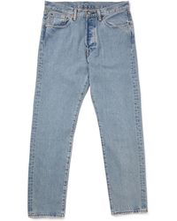 Levi's Jeans 501 Customized & Tapered Livorno - Lyst