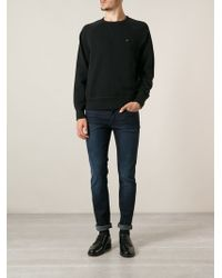 Acne Studios Blue Skinny Jeans - Lyst