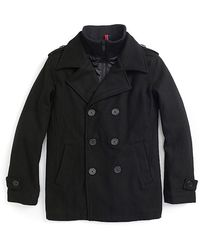 Tommy Hilfiger Peacoat - Lyst