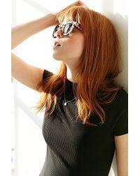 Goldendaze - Square Sunglasses - Lyst