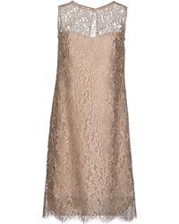San Lorenzo Short Dress - Lyst