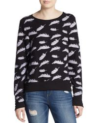 Wildfox Pillow Fight Pullover - Lyst