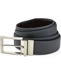 English Laundry - Reversible Leather Dress Belt - Compare At $49.50 - Lyst
