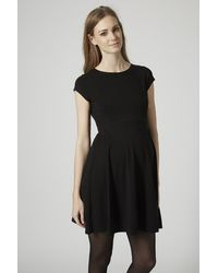 Topshop Maternity Flippy Seam Dress - Lyst
