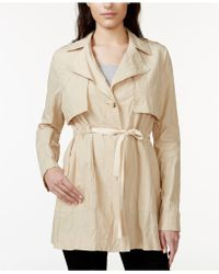 Sanctuary - Jules Drawstring-waist Trench Coat - Lyst