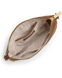 Michael Kors Bedford Leather Crossbody - Lyst