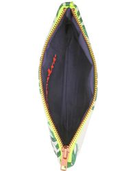 Samudra - Baby Leaf Pouch - Floating Leaf - Lyst