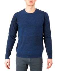 Acne Studios Reversible Wool Sweater - Lyst