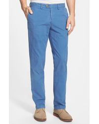 Tommy Bahama 'Del Chino' Pants blue - Lyst