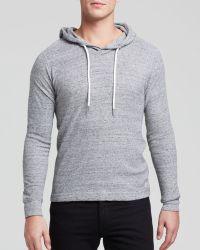 Diesel Hooded Waffle Sweater - Lyst