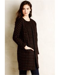 Elevenses - Dotted Line Coat - Lyst