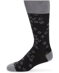 Marc By Marc Jacobs - Logo Socks - Lyst