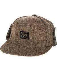 Obey The Flintlock Hat - Lyst