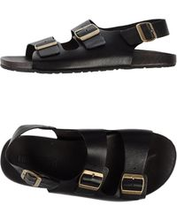 Pikolinos - Buckled Leather Sandals - Lyst