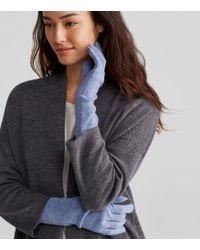 Eileen Fisher - Fine Cashmere Gloves - Lyst