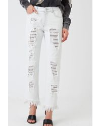 Versus  | Ripped Jeans | Lyst