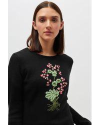 Altuzarra - Bovary Knitted Sweater - Lyst