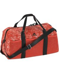 adidas - Training Core Duffel S Graphic Sports Bag - Lyst