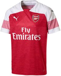 1a35d0c86 Puma 2016-17 Arsenal Home Shirt (walcott 14) Men s T Shirt In Red in ...