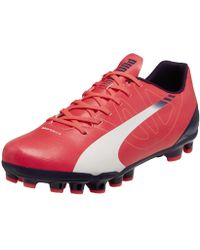 PUMA - Evospeed 5.3 Ag Football Boots - Lyst