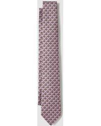 Polo Ralph Lauren - Pink Silk Tie With Horse Print - Lyst