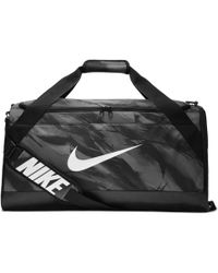 d06d7d63998cc Nike Brasilia 6 Small Duffel in Yellow for Men - Lyst