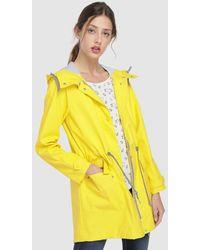 ddbd3223e60d Lyst - Nike Woven H2o Raincoat in Green