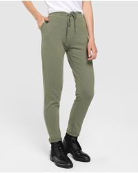 Green Coast - Plush jogging Trousers - Lyst