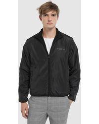 Green Coast - Reversible Black Jacket - Lyst
