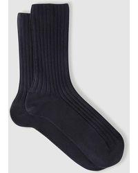 Punto Blanco - Short Bamboo Socks - Lyst