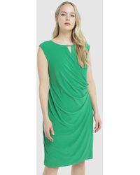 Denim & Supply Ralph Lauren - Plus Size Short Green Dress - Lyst