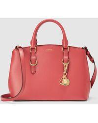 c9c049524f0 Love Moschino Charm Chain Handle Shoulder Bag - Lyst