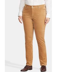 Denim & Supply Ralph Lauren - Plus Size Camel Skinny Trousers - Lyst