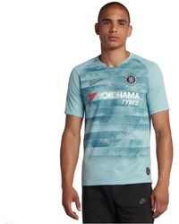 Nike - 2018 19 Chelsea Fc Stadium Third Football Connected Shirt - Lyst 0606254ded