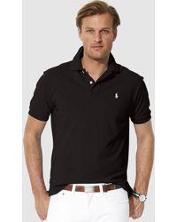 Polo Ralph Lauren - Big And Tall Polo Shirt - Lyst