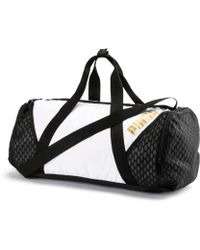 eac5b2370ee0 Adidas Daily Gymbag M Women s Sports Bag In Black in Black - Lyst