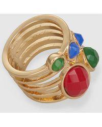 Gloria Ortiz - Gloria Ortíz Multicoloured Ring - Lyst