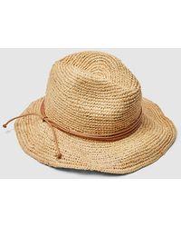3041bf8bfa1 El Corte Inglés - Wo Natural-colour Cowboy Hat - Lyst