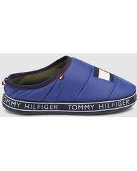 262da0d3e Lyst - Tommy Hilfiger Brown Bridge 2 Slippers in Brown for Men