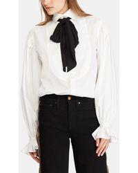Polo Ralph Lauren - Necktie Cotton Button-down - Lyst