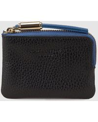 Gloria Ortiz | Black And Blue Leather Purse | Lyst