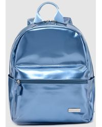 Gloria Ortiz - Blue Backpack With 10 L Capacity - Lyst