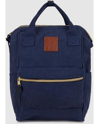 Green Coast - Wo Blue Japanese-style Backpack - Lyst