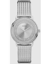 Guess - W0836l2 Willow Steel Watch - Lyst