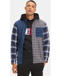 Tommy Hilfiger - Lewis Hamilton Multicoloured Checked Shirt - Lyst