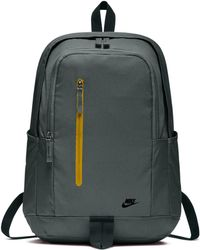 990789cca1 Lyst - Nike All Access Half Day Backpack in Gray for Men